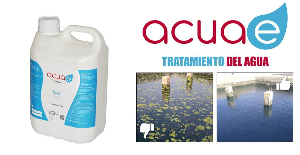 Acuae Tratamiento de aguas para riego