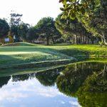 La importancia de mantener los lagos de los campos de golf en buenas condiciones
