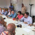 La Junta de Andalucía exige al Gobierno que no corte el agua a 24.000 Ha. del Bajo Almanzora