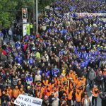 Los agricultores exigen agua para que la Huerta de Europa siga alimentando a los ciudadanos